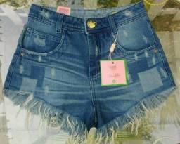 Short Jeans Ruda NOVO, na etiqueta!