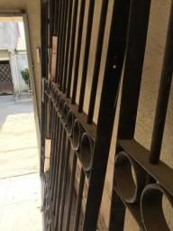 Grade e portões reforçado