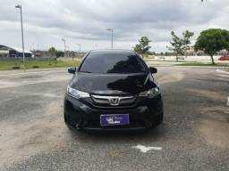 Oferta com mil reais de entrada! Honda Fit LX 1.5 2017 na rafa veiculos zzp - 2017