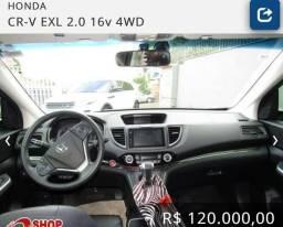 Carro CRV - semi Nova - 2006