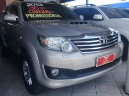 Toyota Hilux SW4 SRV 2013 - parcelamos na promissória ou cheque - 2013