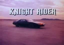 A Super Máquina (Knight Rider) - Seriado Antigo