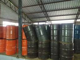 Toneis metálicos 200 litros completo (tonel)