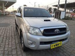 Toyota Hilux SRV 3.0 4x4 automático 2007. $73.900,