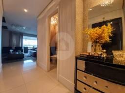 Apartamento lindo com 3 suítes sendo 1 master no Edifício Sofisticato