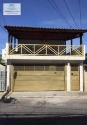 Sobrado com 3 dormitórios à venda, 292 m² por R$ 580.000 - Parque Novo Mundo - São Paulo/S