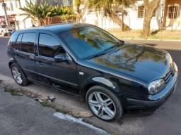 Volkswagen Golf 1.6Mi/ 1.6Mi Gener./Black & Silver