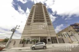 Apartamento à venda com 3 dormitórios em Jardim carvalho, Ponta grossa cod:390836.001