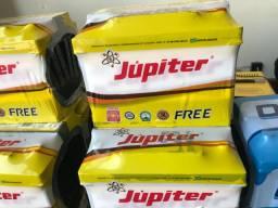 Título do anúncio: Baterias 60 ah júpiter