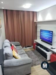 Apartamento com 2 Dorms, Sacada, 1 Vaga, Reformado, Área útil: 49m²