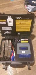 Analisador de energia de grandezas elétricas