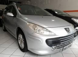 06- Peugeot/ 307 Sw 2008 *Completo + Automático