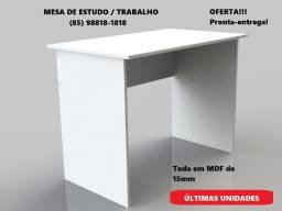 Mesa Branca em MDF