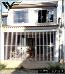 Casa à venda com 3 dormitórios em Campo pequeno, Colombo cod:w.s340