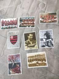 Figurinhas do álbum Flamengo Sempre Eu Hei De Ser