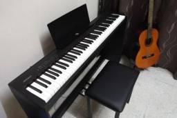 Piano Roland FP-30 + Acessórios. Estado de novo