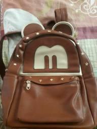 Mochila/bolsa mickey