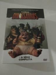 Box Dvd Família Dinossauro - A série completa