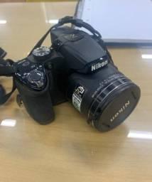 Câmera fotográfica Nikon Coolpix P510 ano 2018