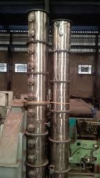 Coluna de Destilação Barbosa