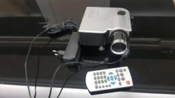 Mini projetor LED - USADO
