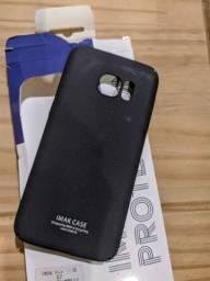 Capinha Samsung S7 Flat