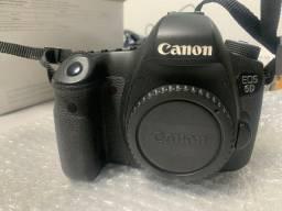 Câmera 6D a venda super nova!