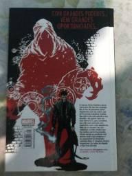 Quadrinho - Marvel o capuz vermelho