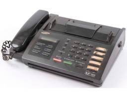 Aparelho De Fax e Telefone Fixo Samsung Sf 505 Completo
