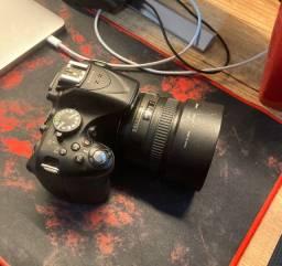 Nikon D5100 + 50mm 1.8