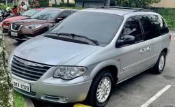 Caravan lx 3.3 2007 com kit de 5 geração GNV