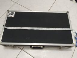 Pedalboard Case Pedais Guitarra Baixo 60X33