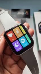 Título do anúncio: Smartwatch iwo Series 07 Original + Capa + Película + pulseira extra Coloco foto