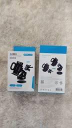Suporte Universal Para Celular Veicular Modelo Le-015<br><br>