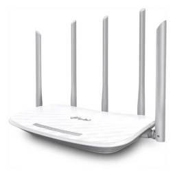 Roteador Tp-Link Access point Archer C60 V2 branco Novo Dual Band - Loja Natan Abreu