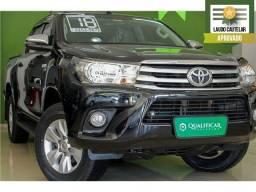 Toyota Hilux 2018 2.7 srv 4x2 cd 16v flex 4p automático