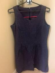 Título do anúncio: Vestidinho arrumadinho tamanho 42 da Tommy Hilfiger