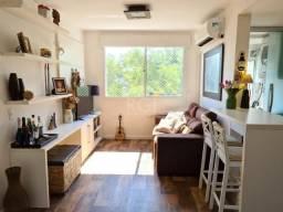 Apartamento à venda com 2 dormitórios em Jardim carvalho, Porto alegre cod:SC12705