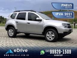Renault DUSTER Expression 1.6 Flex 16V Aut. - IPVA 2021 Pago - SUV mais Valorizado - 2019