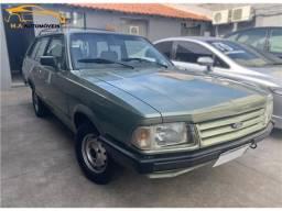 Ford Belina 1.6 ii luxo 4x4 8v gasolina 2p manual