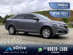 Chevrolet COBALT LTZ 1.8 8V Econo.Flex 4p Aut. - IPVA 2021 pago - Muito Novo - 2020