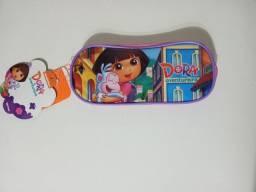 Estojo infantil Dora Aventureira
