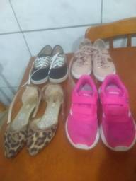 Calçados infantis/menina