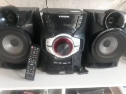 Título do anúncio: Mini system Samsung giga sound