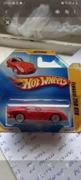Título do anúncio: Ferrari 250 GTO no blister hot wheels
