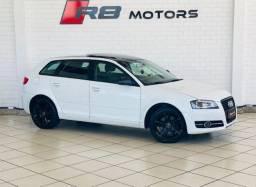 Título do anúncio: Audi Sportback 2.0Turbo Top Com Teto Panoramico