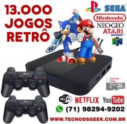 Título do anúncio: Super Retrô game 15 Mil jogos