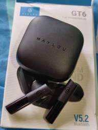 Título do anúncio: Haylou GT6 Fone Bluetooth Original Lacrado