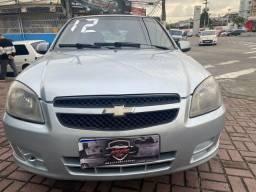 Título do anúncio: Chevrolet celta 1.0 LT/ com GNV/ 2012