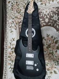 Guitarra Waldman semi-nova